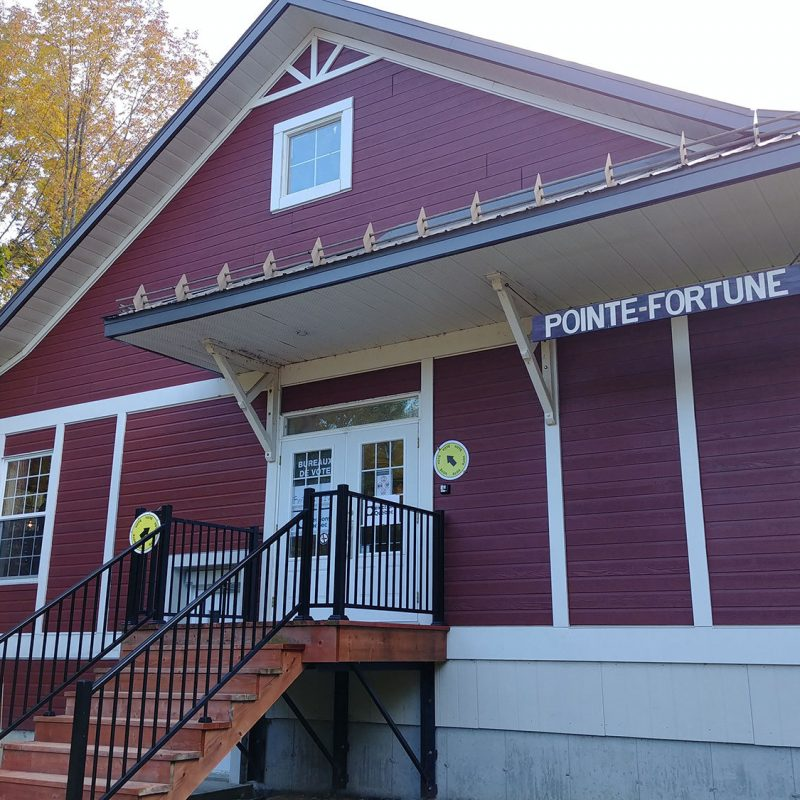 municipilaté pointe-fortune
